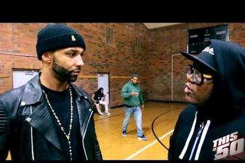 "Joe Budden ""Talks Wild 'N Out, Molly, Not Rapping on Tahiry's Devil Song"" Video"