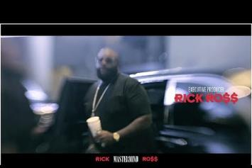 "Rick Ross Feat. French Montana ""Reebok Classic Private Party In Las Vegas"" Video"