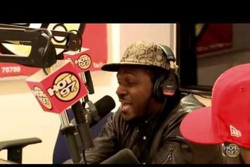 "Pusha T ""Funkmaster Flex Freestyle (Part 1)"" Video"