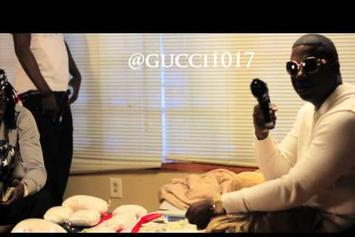 """Gucci Mane Feat. Young Scooter & Yung Fresh """"BTS Of  """"Shooter"""""""" Video"""