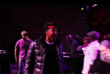 """The Roots Feat. Q-Tip, Talib Kweli """"Perform """"Electric Relaxation"""""""" Video"""