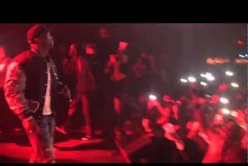 "50 Cent ""Live XXL Show at Webster Hall NYC"" Video"