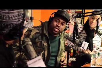 """David Banner """"Responds to V-Nasty on Sway In The Morning (Pt. 1)"""" Video"""