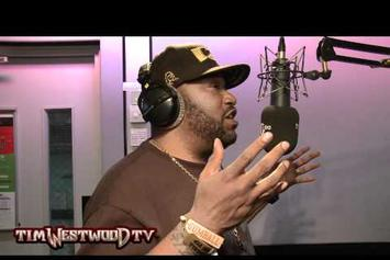 "Bun B ""Tim Westwood Interview "" Video"