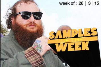 Samples Of The Week: March 26 (Action Bronson Edition)