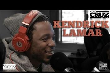 """Kendrick Lamar Recites Bars From A Verse That Didn't Make """"To Pimp A Butterfly"""""""