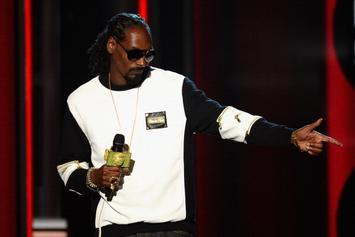 "Snoop Dogg Has Some Big Features On His ""Bush"" Tracklist"