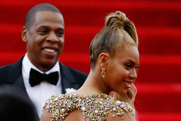 "Jay Z & Beyonce Have Paid ""Tens Of Thousands"" In Protestors' Bail Money"