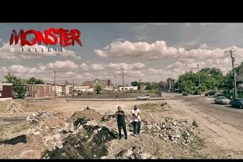 """Freeway & Scholito """"Monster (Freestyle)"""" Video"""