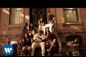 "Flo Rida Feat. Robin Thicke ""I Don't Like It, I Love It"" Video"