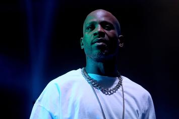 """DMX Arrested Prior To Show In NYC [Update: For """"Several Issues Outstanding""""]"""