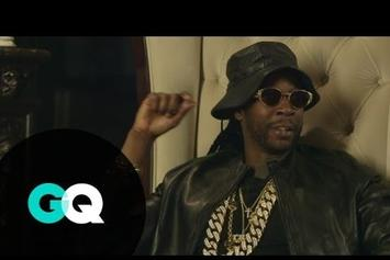 """2 Chainz Sits On A $14,000 Chair For """"Most Expensivest Shit"""""""
