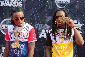 Migos Announce Album Release Concert In NYC