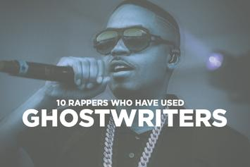 10 Rappers Who Have Used Ghostwriters