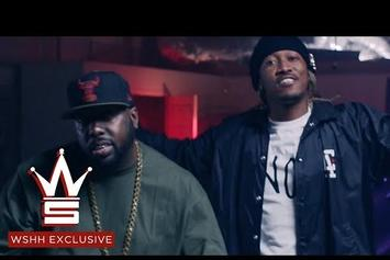 "Trae Tha Truth Feat. Future, Boosie Badazz ""Tricken Every Car I Get"" Video"