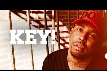 "Key! Talks ""Screaming Dreams"" & Touring With iLoveMakonnen"