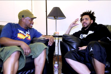 J. Cole Talks To Sway In The Morning