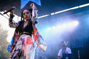 "Stream FKA Twigs' New EP ""M3LLI55X"""