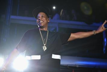 "Jay Z Drops ""Summer Sauce 2"" Playlist On TIDAL"