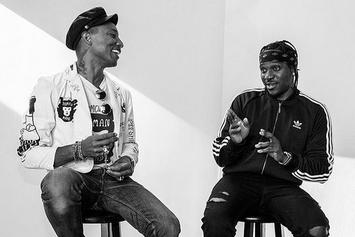 """Pusha T Reveals Producers On """"King Push,"""" Reacts To Praise From N.W.A."""
