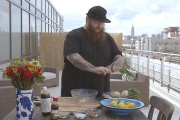 "Action Bronson's ""Fuck That's Delicious: Hawaiian Getaway"""