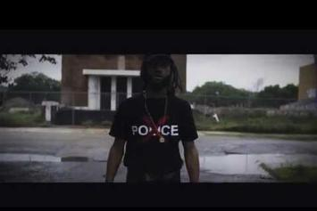 "Chase N. Cashe ""Anti Social"" Video"