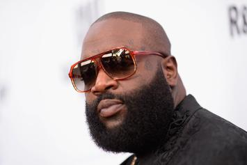 Rick Ross Dropping New Music With The Dream Tomorrow