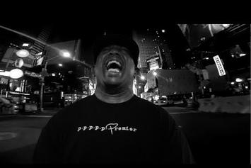 "DJ Premier & The Badder ""BPATTER"" Video"