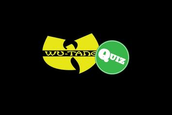 Quiz: Wu-Tang Wednesday