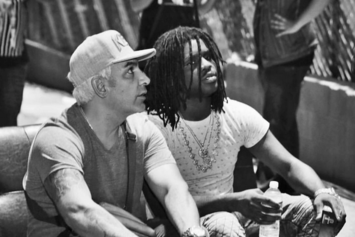 Chief Keef's Parking Lot Hologram Performance Shut Down