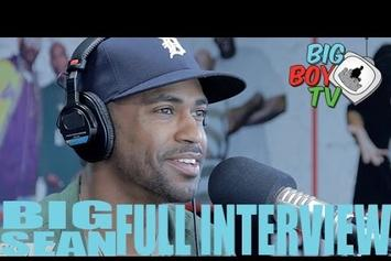Big Sean On Real 92.3 With Big Boy