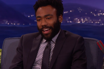 Childish Gambino On Conan