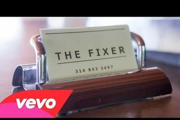 """Nelly Feat. Jeremih """"The Fix"""" Video"""