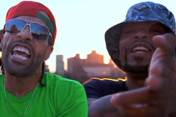 "Erick Sermon Feat. Method Man, Redman ""Clutch"" Video"