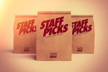 Staff Picks Playlist (October 2)