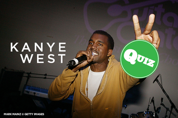 Quiz: How Well Do You Know Kanye West?