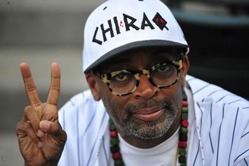 """Spike Lee Defends Use Of Humor In """"Chi-Raq,"""" Shares More Movie Footage"""