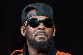 "R Kelly Reveals ""The Buffet"" Track List, Cover Art, Release Date"