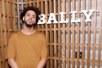 "J. Cole & Dreamville's ""Revenge Of The Dreamers II"" Cover Art & Release Date Revealed"