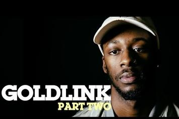 GoldLink On Logic, Chaz French & The Diversity Of DMV Rap