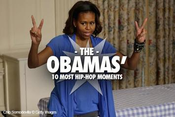 The Obamas' 10 Most Hip Hop Moments