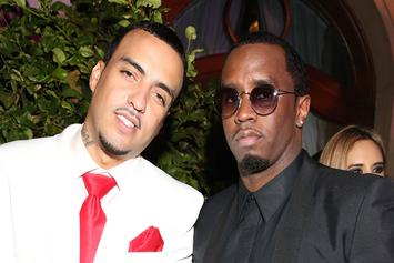 Diddy Gave French Montana $1 Million For Christmas
