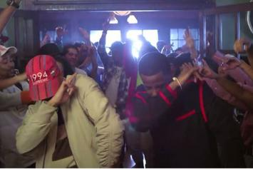 "Fabolous Feat. Chris Brown ""She Wildin'"" Video"