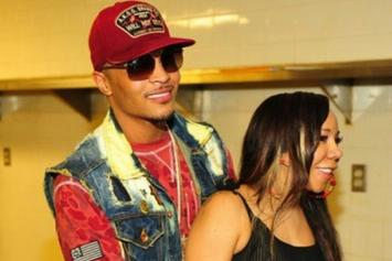 T.I. & Tiny Have Another Kid On The Way