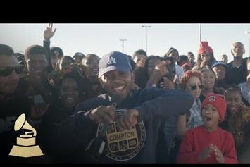 """Kendrick Lamar Raps With Compton Citizens In """"Witness Greatness"""" Video"""