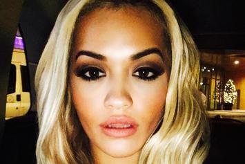 Rita Ora Goes Completely Topless On Cover Of Lui Magazine