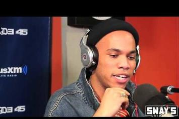 Anderson .Paak On Sway In The Morning