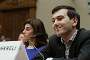 """Martin Shkreli Offers Kanye West $10 Million For Exclusive Rights To """"The Life Of Pablo"""""""