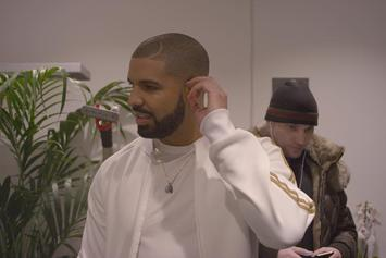 """Drake's New Instagram Photos Suggest He's In The """"Home Stretch"""" Of Recording """"Views"""""""