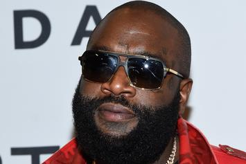 Rick Ross Reportedly Indicted For Pistol-Whipping His Groundskeeper
